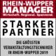 Starker Partner Rhein Wupper Manager