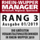 Rang 3 Rhein Wupper Manager