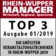 Rhein Wupper Manager Rang 3
